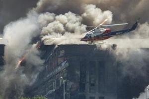 911恐怖袭击事件最震撼的十张照片排行榜