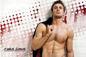 世界十大肌肉男星排名,史泰龙扛把子美队最年轻