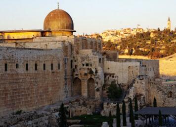 耶路撒冷在哪里?耶路撒冷是哪个国家的?举世闻名的历史古城