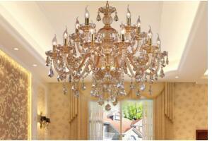 十大欧式吊灯品牌排名,性价高的欧式吊灯品牌