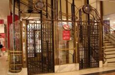世界上最早的电梯——奥的斯电梯(1901年)
