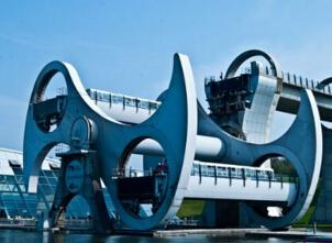 世界上最高的旋转电梯,苏格兰的船用旋转电梯(高25米)