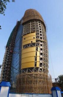 中国十大最丑的建筑排行榜,人明日报建筑成最丑(外观如同生殖器)
