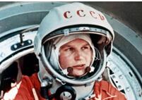 世界上第一位女宇航员,苏联女宇航员捷列什科娃(太空的铿锵玫瑰)