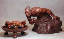 揭秘第一个吃螃蟹的人竟是汉武帝(堪称东汉第一勇士)