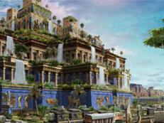 世界八大奇迹排行榜,巴比伦空中花园已消失(中国第三)