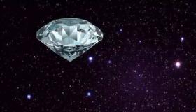 世界上最富有的星球,钻石星球三分之一是钻石(富含碳元素)