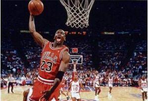 NBA季后赛命中率排行榜:乔丹命中率惊人,力压一众中锋登顶