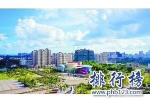 2017中国宜居城市排行榜,香港无锡名列前茅(289座城市)