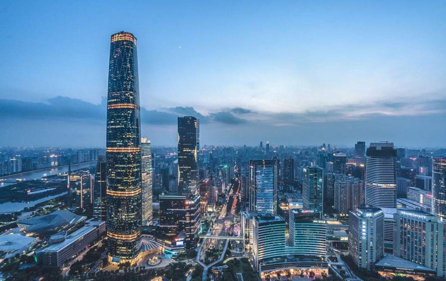 2017年12月广州各区房价排行榜:越秀区房价最高达50870元/㎡