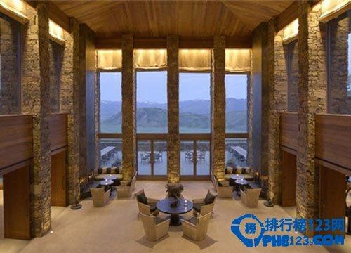 七大顶级度假酒店排行