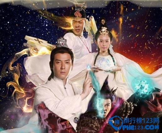 古装神话电视剧排行榜2014图片
