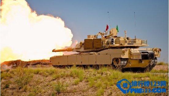 现役十大主战坦克