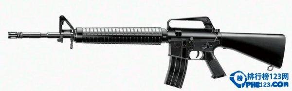 m16系列步枪排行榜