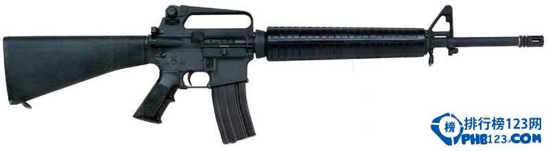 M16A2卡宾枪
