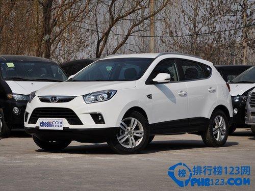 江淮汽车  1.8T 手动 车辆左前45度视角