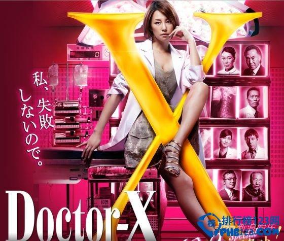 2014日本电视剧收视率排行榜