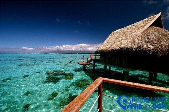 2014全球海岛旅游景点排名