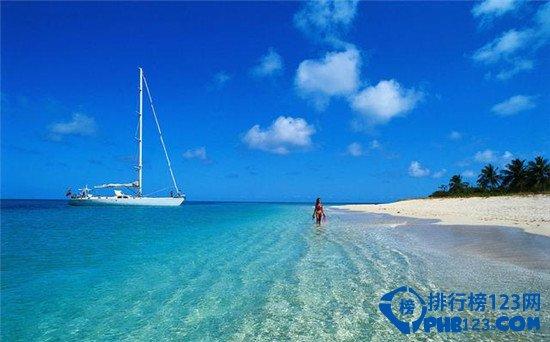 2014全球海岛旅游景点排行