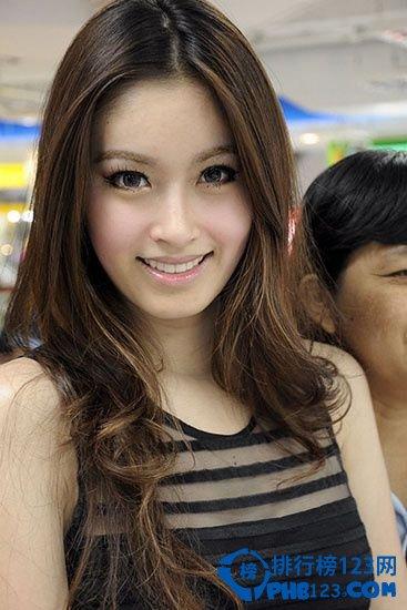 泰国最美人妖排行榜