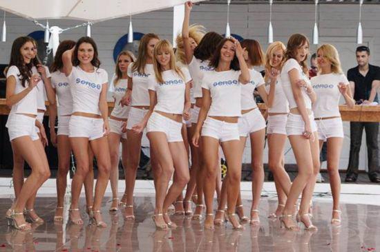 全球美女最多的 乌克兰基普成美女之都