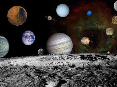 太阳系种最奇怪的十颗卫星