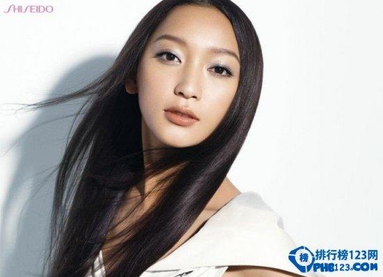 2014日本年度爆红女星排行榜