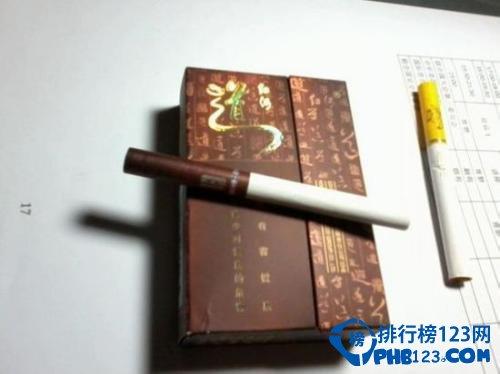 红河道烟多少钱一盒_天价香烟 盘点中国最贵的香烟排名_排行榜123网