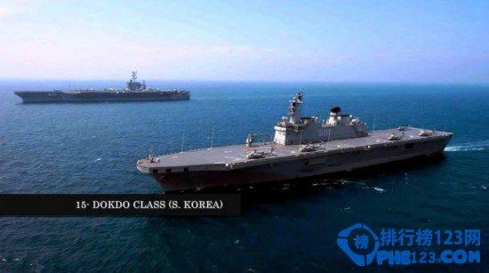世界最强战舰排名前十五位