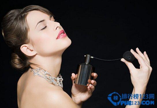 世界香水品牌排行榜10强