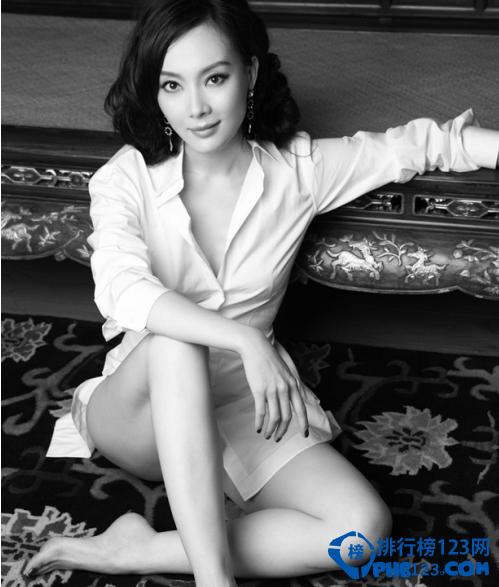 2015中国最美女明星排行榜top20