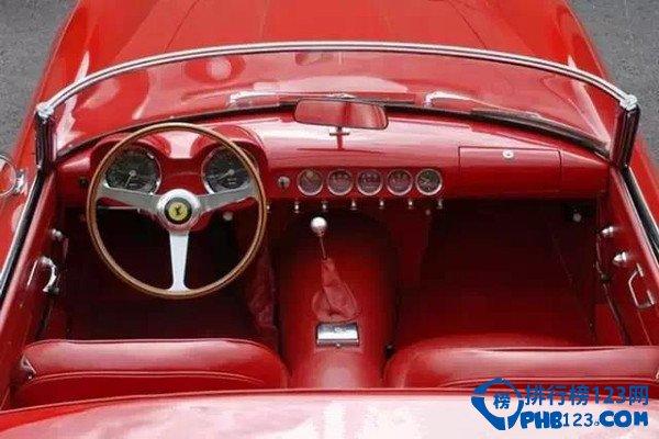 60年代十大经典跑车排行榜