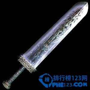 上古十大神器之昆吾剑