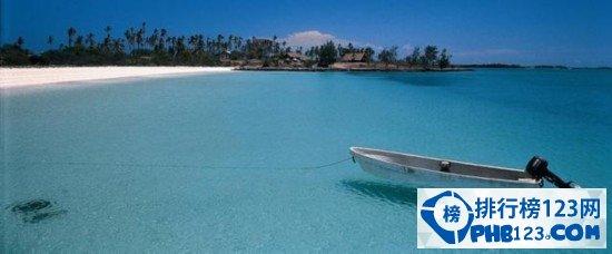 全球最美的10个蜜月度假海岛