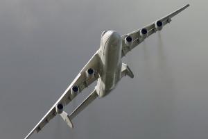 世界上最大的飞机:安-225运输机