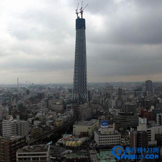 中国十大高楼排行榜 你知道最高大楼多高吗