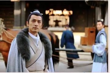 中国十大古装美男 你最爱哪位古装男?