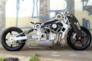 世界最贵摩托车TOP10