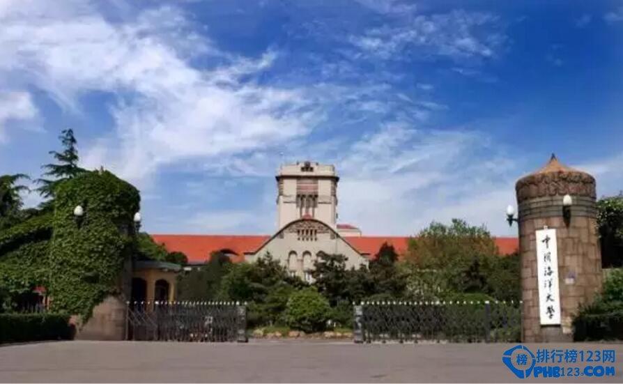 大学排行榜,最美大学,中国,十大排行,