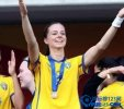 足球女王大盘点,二十一世纪的足球女皇玛塔!