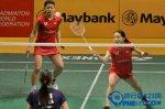羽毛球女双世界排名top5(2016年9月最新排名)日本组合居第一位