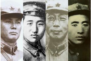 黄埔十大名将,林彪战功赫赫名列第一