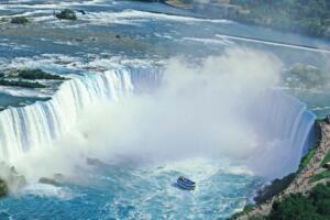 世界上最大的瀑布,世界最大瀑布有三个【组图】