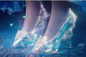 世界上最美的水晶鞋,灰姑娘的水晶鞋