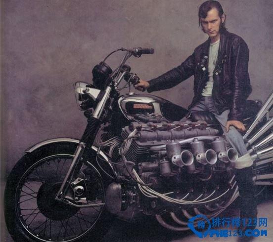 世界上排量最大的摩托车