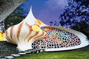 世界上最奇特的建筑,佩服建筑师的脑洞【图】