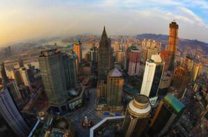世界人口最多的城市,重庆人口多于日本东京