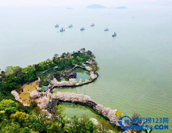 无锡太湖旅游景区名单