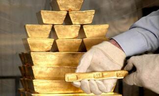 2016世界各国黄金储备排名:美国8133吨 中国仅1842吨