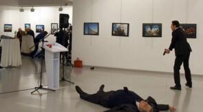 俄大使驻土耳其遭枪杀 盘点近年驻外大使遇袭事件